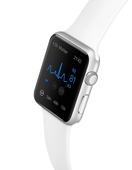 App for Holter–ECG